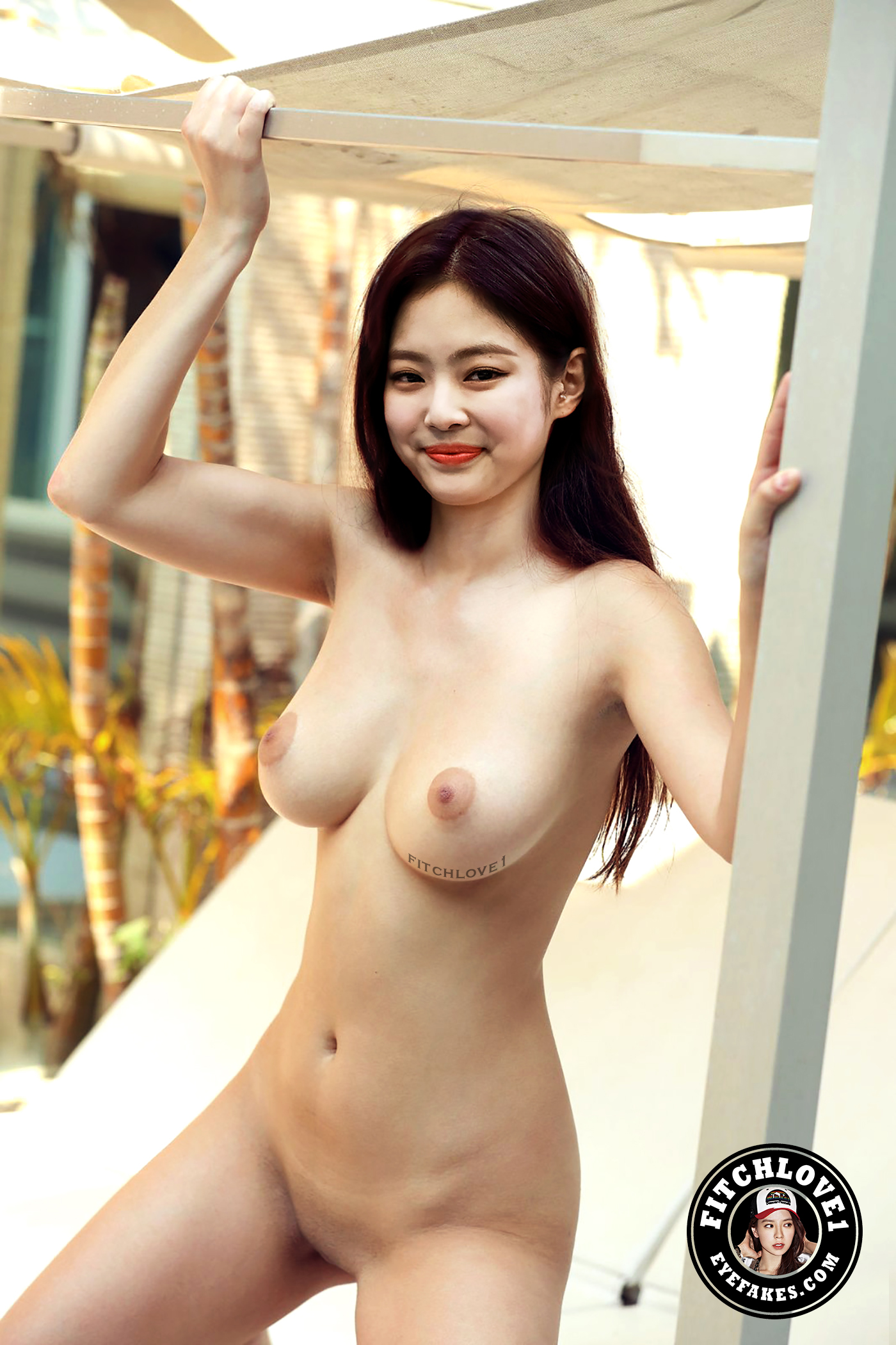 Jennie Kim nude fake