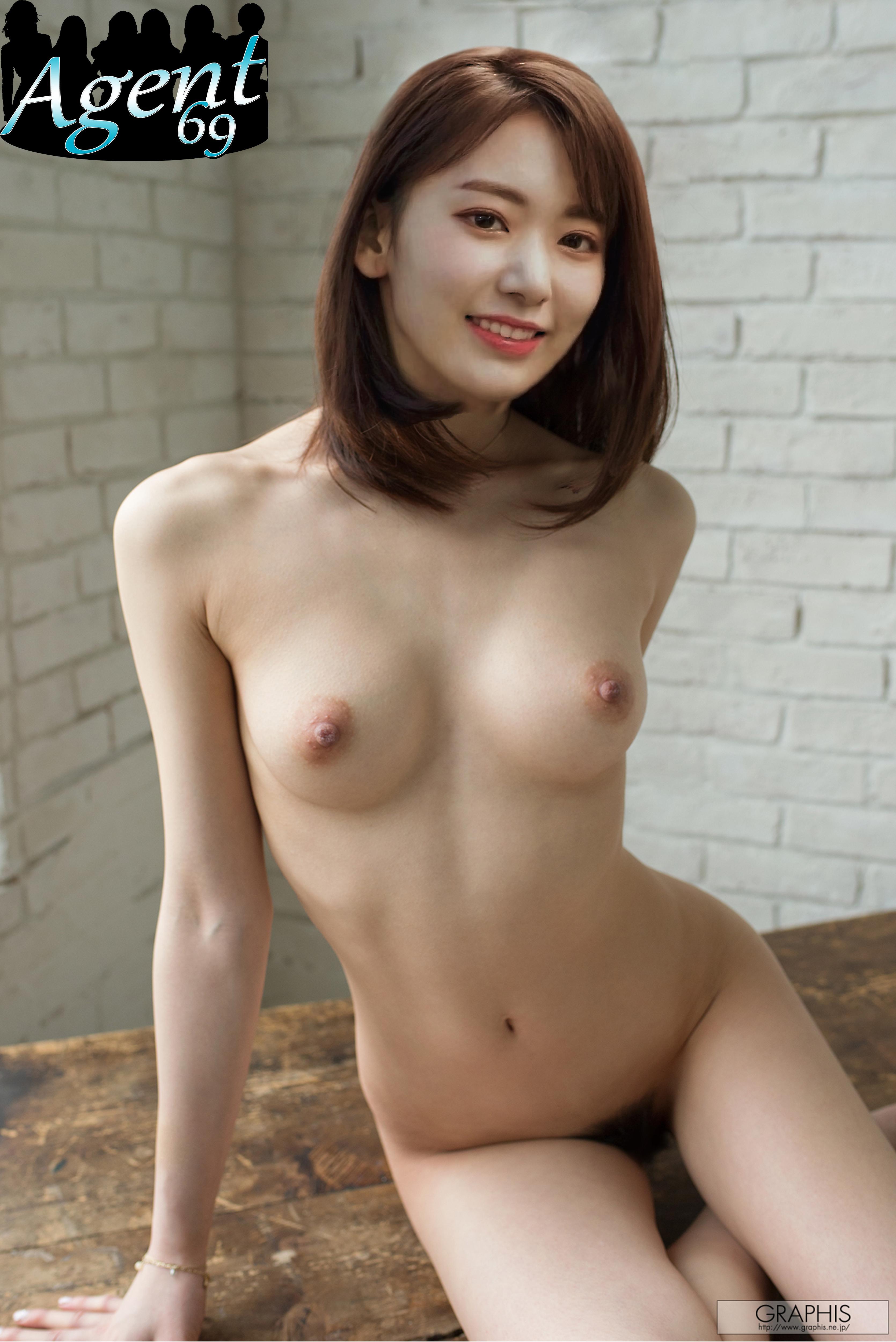 Sakura nude fake
