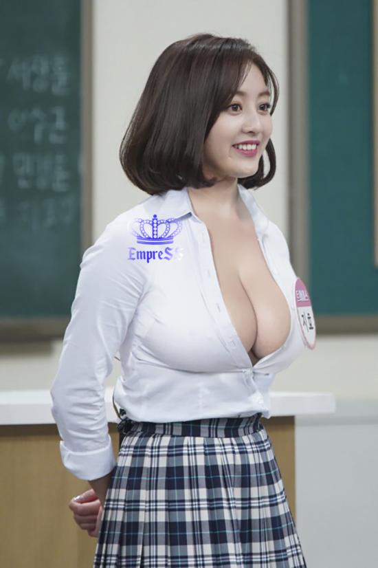 Jihyo nude fake