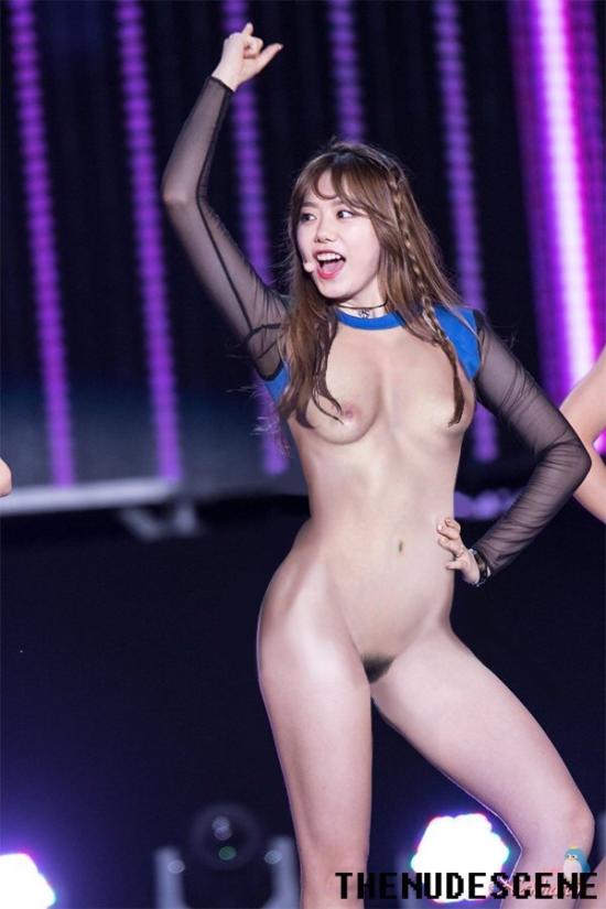 Kim Sohye  nude fake