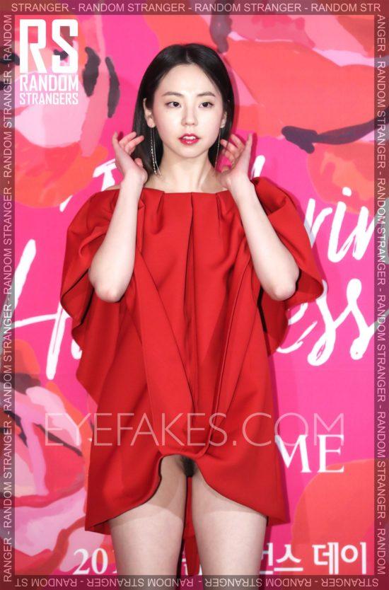 Sohee nude fake