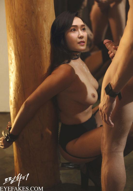 Jessica  nude fake