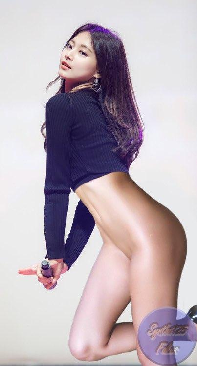 Tzuyu nude fake