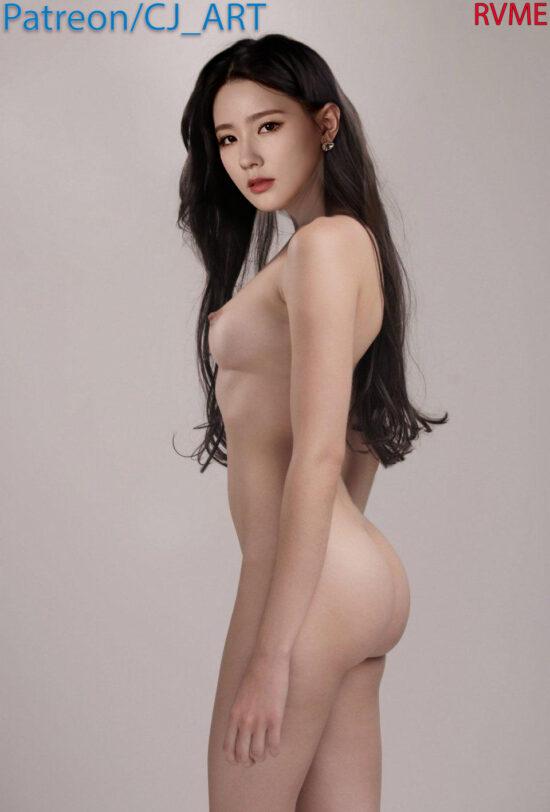 Gidle Miyeon nude fake