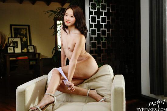 Loona Haseul  nude fake