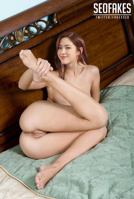 Ryujin nude fake
