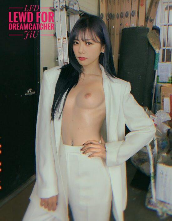 Dreamcatcher Jiu nude fake
