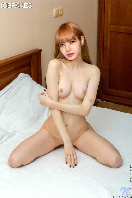 Lisa nude fake