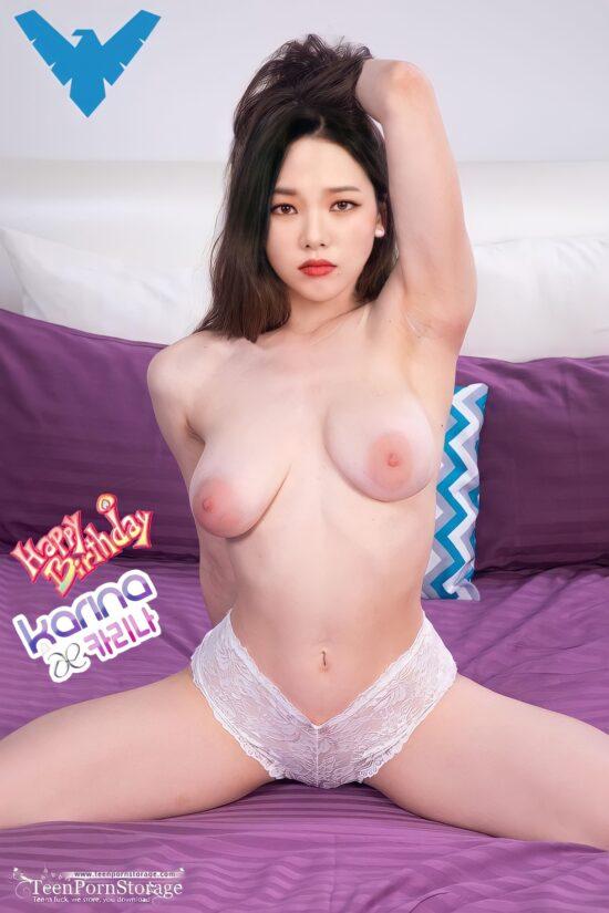 Karina nude fake