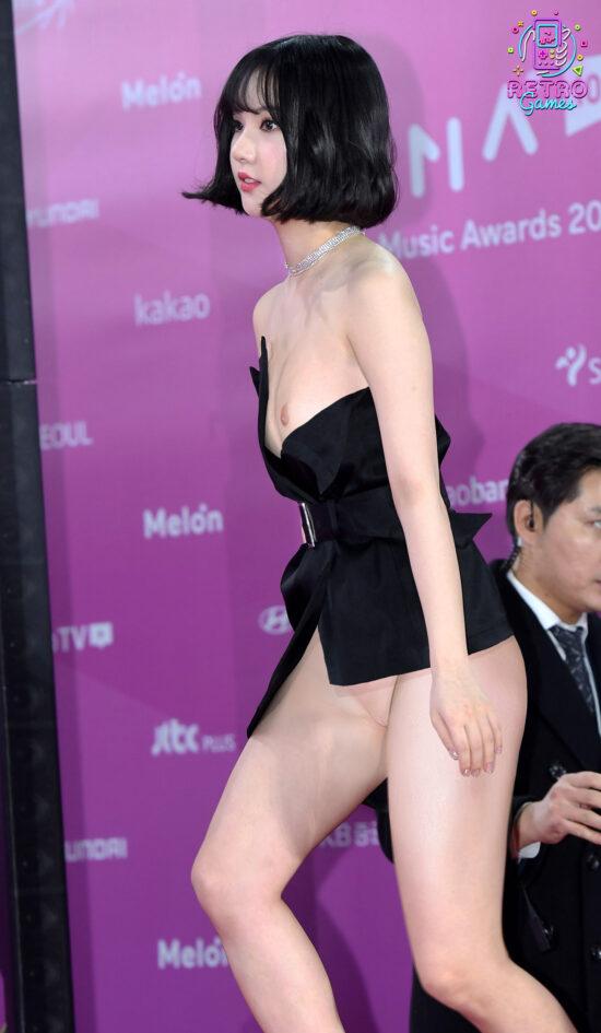 Eunha nude fake