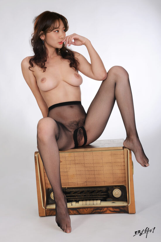Bolbbalgan4 Ahn Jiyoung nude fake