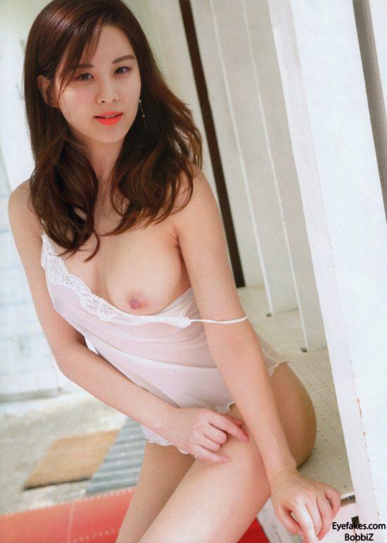Seohyun nude fake